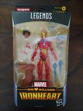 """IRONHEART Hasbro Marvel Legends Series 6"""" Action Figure Ursa Major BAF MIB"""