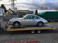 Porsche 911 Abschlepp Sicherungsöse (4-teiliger Satz), anstelle Radschrauben