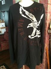 American Eagle NY-77 Eagle Vintage Fit Thermal Size Large