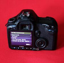 Canon EOS 40D schwarz 10.1 MP DSLR-Kamera (Nur Gehäuse) body