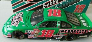 BOBBY LABONTE 2000 INTERSTATE 1/24 ACTION DIECAST CHAMP YEAR CAR 1/10,008
