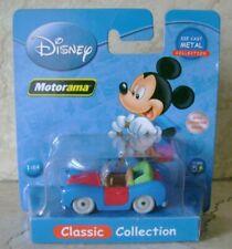 Motorama Disney 1^ Serie Auto 113 Topolino 1/64 Diecast