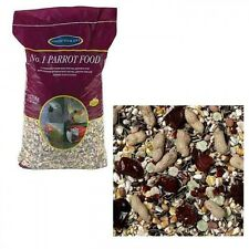 12.5KG JOHNSTON AND JEFF'S NO1 PARROT, AFRICAN GREY, AMAZON MIXTURE SEED FOOD