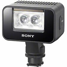 OFFICIAL Sony HVL-LEIR1 LED Video Infrared IR Light Alpha Handycam with TRACKING