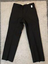 Dickies Work Pants, Men's, Size 32 W 33 L Black Wide Leg