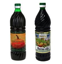 Pumpkin Seed Oil 1L (33.81 fl oz) / Premium Quality/ 100% Pure / Slovenian