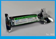 Halnziye HY910 50ml / 80g tube Silicone Heatsink Plaster / Thermal Adhesive Glue