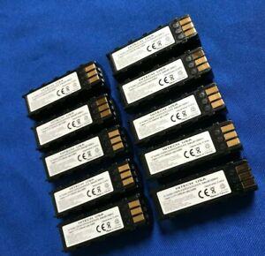 10 Batteries(Japan Li2.6A)For Symbol,Motorola #2162606-01 DS3478/3578,LS3578...
