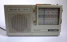 Vintage / Retro Grundig Music Boy 100 - 4 Band Radio VGC