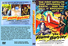 The Flame Barrier 1958 Dvd-R Rare Sci Fi Movie With Removable English Subtitles