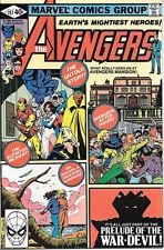 The Avengers Comic Book #197, Marvel Comics Group 1980 NEAR MINT