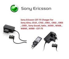Sony Ericsson CST-75 Charger - Brand New