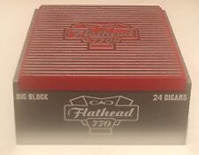 New listing Cao Flathead 770 - Big Block Cigar Box w/ Removable Lid *Collector Condition*