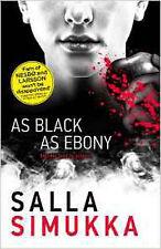 As Black as Ebony (Snow White Trilogy), New, Salla Simukka Book