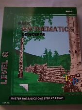 ESP Basic Mathematics Level G ISBN# 0820906514