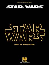 Star Wars for Beginning Piano Solo Sheet Music Beginning Piano Solo So 000110287
