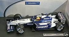 Ralf Schumacher Hot Wheels Williams FW24 2002 BMW Compaq 1:18 OVP