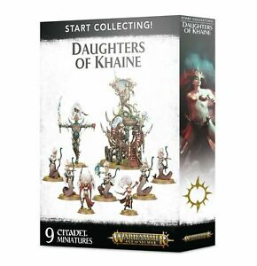 Start Collecting! Daughters Of Khaine AOS