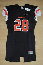 Authentic Nike Oregon State Beavers #28 Football Game Jersey Mens Large