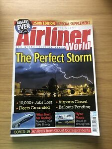 Airliner World May 2020, Biggest Ever Issue, The Perfect Storm