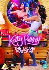 Katy Perry Part of Me 5014437171535 DVD Region 2