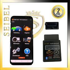 OBD 2 Autoscan KFZ Auto Bluetooth Diagnosegerät Android Handy PC ADAPTER Smart