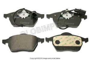 AUDI/VW A4 A6 QUATTRO S6 PASSAT (1999-2006) Brake Pad Set FRONT JURID +WARRANTY