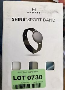 3 Pk. Sports Replacement Silicone Watch Band Strap  MISFIT SHINE White Teal Grey