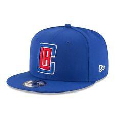 Nba La Clippers New Era 9Fifty Snapback Cap Hat Headwear Mens