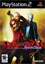 Ps2 Sony PlayStation 2 Game Devil May Cry 3 Special Edition Boxed
