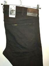 Stylish BNWT black jeans by LEE - Daren regular fit W40 L30 rrp £95