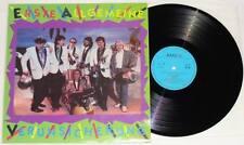 ERSTE ALLGEMEINE VERUNSICHERUNG EAV LP Vinyl AMIGA 1989 * TOP