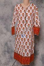 Sana Safinaz Lawn Pakistani Indian Designer Salwar Kameez Summer Basics M/L