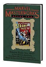 MARVEL MASTERWORKS ATLAS ERA STRANGE TALES VOL #6 HARDCOVER DM VARIANT #201 HC