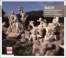Bach: Brandenburg Concertos Nos. 1-3; Orchestral Suite No. 4, New Music