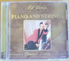 101 Strings : Piano And Strings CD