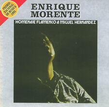 Enrique Morente – Homenaje Flamenco A Miguel Hernández Cd   NM/NM
