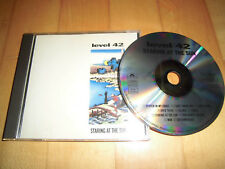 Level 42 - Staring At The Sun CD (1988)