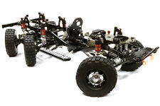 INTEGY RC C25926BLACKT1 1/10 Twin Motor Trail Roller 6x6AWS Scale Crawler ARTR