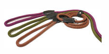 Rosewood Rope Dog Leads & Head Collars