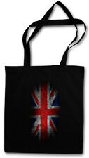 VINTAGE UK UNION JACK FLAG Shopper Shopping Bag England Great Britain