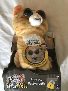 Feisty Pets Toy Princess Pottymouth
