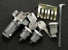 1974-1975 Pontiac Grandville Ignition Door Trunk Locks