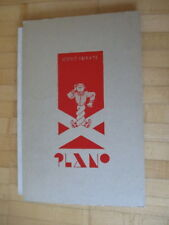 Joost Swarte-plano Hardcover 1987 het raadsel-Amsterdam