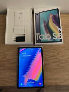 Samsung, Galaxy Tab S5e, Tablette, 4G, 10,5 Pouces, 128Go (Comme neuf) Garantie