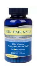 Holland & Barrett Healthy Skin Hair and Nails Formula Coated 240 Caplets