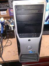 Dell Precision T5500 8 Core Intel 2x X5570 @2.93GHz 12GB ECC memory