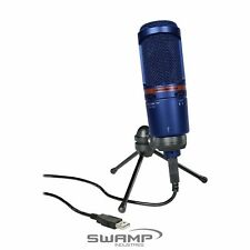 Audio-Technica AT2020USB+ Condenser USB Microphone - Blue - Limited Edition