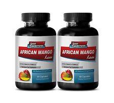 Irvingia Gabonensis - African Mango 1200 - Promotes Lean Body Mass Capsules 2B