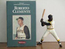 New Listing1990 Roberto Clemente Dallas Hartland Statue w/Original Green Box Hof Pirates!